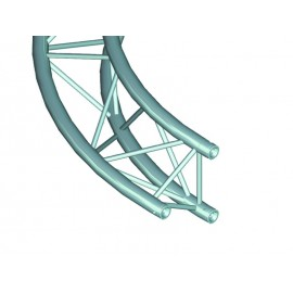 Trilock 6082 díl pro kruh, d2 m, vnitřní, 90°, vrcholem dovnitř