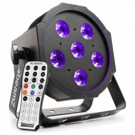 Maxx LED ParBar 4, 3x 3W QCL LED, DMX