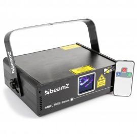 BeamZ Laser Anthe II Double 600mW RGB Gobo, DMX