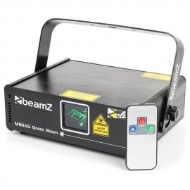 BeamZ Laser Thebe 150mW red, DMX