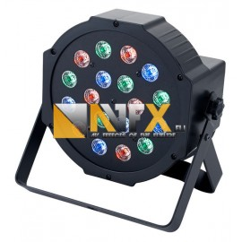 AVFX LED otocna hlavice 7x18W RGBW-UV LED, DMX