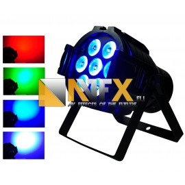 AVFX LED PAR REFLECTOR 7X18 RGBW+UV OUTDOOR IP65