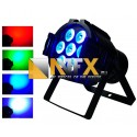 AVFX LED PAR REFLEKTOR 7X18 RGBW+UV OUTDOOR IP65