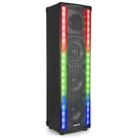 Vonyx LM65 LightMotion 150W PA reprobox s LED