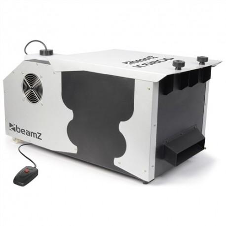 ICE Fog 1800, DMX, smoke machine