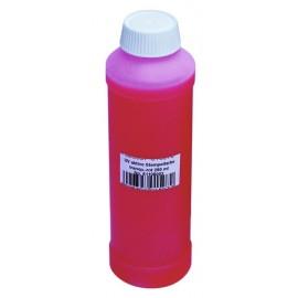 UV razítkovací barva 250ml, červená