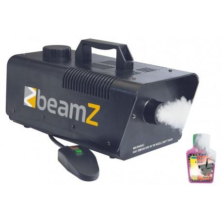 Beamz S500 nova edice 500 W mlhovac 50 m3 250 ml mlzne tekutiny