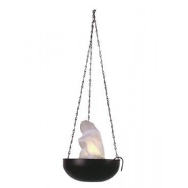 Eurolite LED Flame Light 300, 35cm black