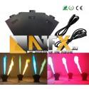 AVFX 3-Head Firemachine DMX