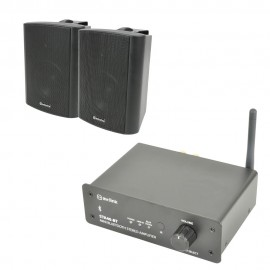 Bluetooth zesilovač se 2 reproduktory