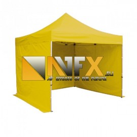 AVFX Nůžkový stan 3x3 Pro různé barvy