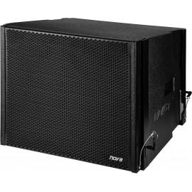 nova EL 15, 2-pásmový line-array reprobox, 600W