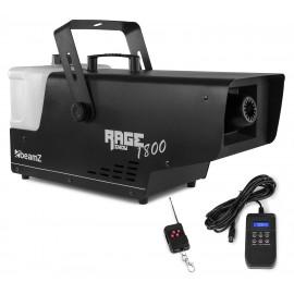 BeamZ Rage 1800 Snow, výrobník snìhu s bezdrátovým ovladaèem