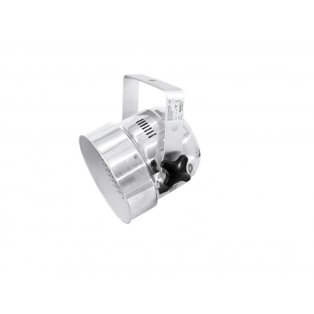 LED PAR-56 RGB DMX, 151x5mm LED