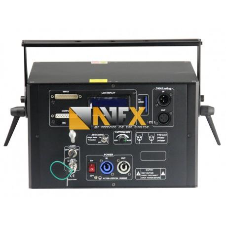 LASER AVFX AH300RGB 5W