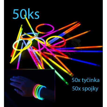 Light Glow LightStick 50pc