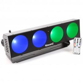 BeamZ LED BAR 4x10W COB LED, IR, DMX