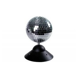 Mirror ball 15cm With Stand
