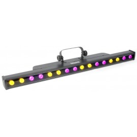 BeamZ LED BAR 16x3W TCL, DMX