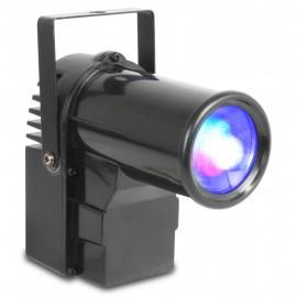 BeamZ PS10W LED Pin Spot 10W QCL DMX