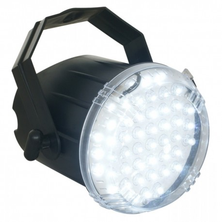 BeamZ LED Strobo 50x 8mm LED Bílé