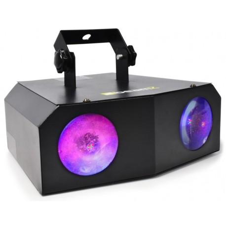 BeamZ LED Mini Sky, světelný efekt