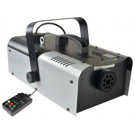 BeamZ S-1500 DMX, výrobník mlhy s časovačem