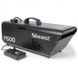 BeamZ F-1500 Fazer DMX s dálkovým ovladačem, výrobník mlhy