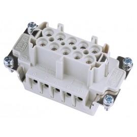 Zásuvkový konektor 10 pólový