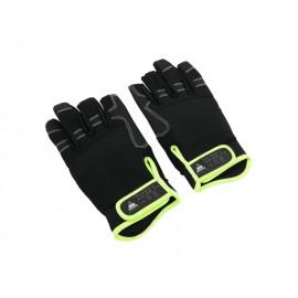 Hase rukavice se 3 otevřenými prsty, velikost L