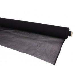 Vodopropustná zakrývací tkanina, 1,95 / 1m, černá