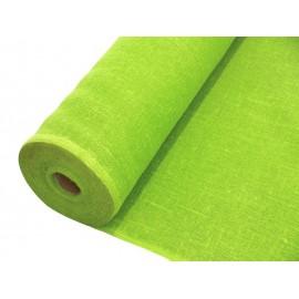 Dekorační tkanina zelená, šíře 130cm, cena / m