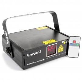 BeamZ Laser Prospero 150mW modrý, DMX