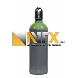 AVFX Tlaková láhev Co2 10l vč. náplně