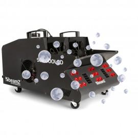 BeamZ SB1500LED, bubble machine with RGB LED effekt