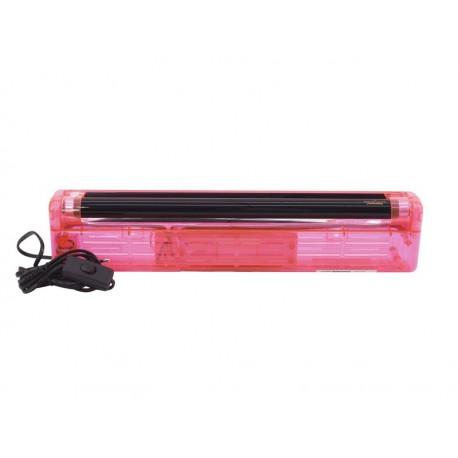 UV zářivka 45cm Set červený