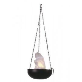 Eurolite LED Flame Light 300, 35cm black