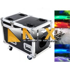 AVFX LF-007 Vodní výrobník plazivé mlhy 3000W DMX