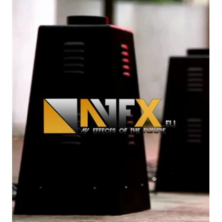 AVFX VÝROBNÍK OHNĚ /FIRE MACHINE/ DMX