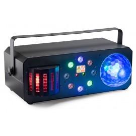 Stagg SLE-TRANCE40-2, hybridní LED světelný efekt s RG laserem, DMX