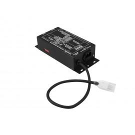 Eurolite PRO řídící jednotka DMX pro LED Neon Flex pásky 230V Slim RGB