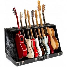 Stagg GDC-8, stojan na 8 elektrických kytar nebo 4 akustické kytary