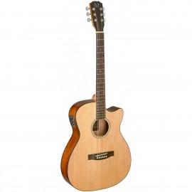 James Neligan BES-ACE N, elektroakustická kytara typu Auditorium
