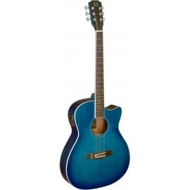 James Neligan BES-ACE TBB, elektroakustická kytara typu Auditorium