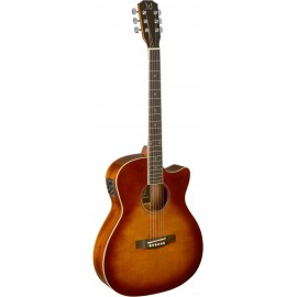 James Neligan BES-ACE DCB, elektroakustická kytara typu Auditorium