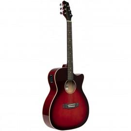 Stagg SA35 ACE-TR, elektroakustická kytara typu Auditorium