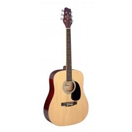 Stagg SA20D 1/2 N, akustická kytara 1/2 typu Dreadnought