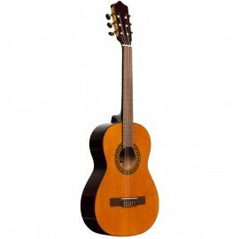 Stagg SCL60 3/4-NAT, klasická kytara 3/4, přírodní