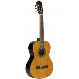 Stagg SCL60-NAT, klasická kytara 4/4, přírodní