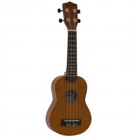 Dimavery UK-200, sopránové ukulele, přírodní